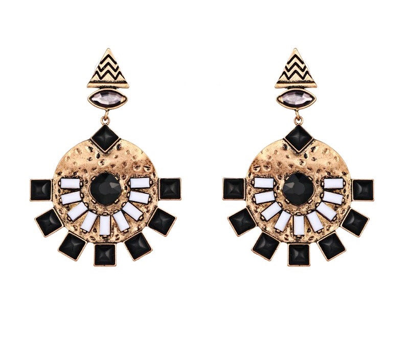 TEEBA- ETHNIC EARRINGS