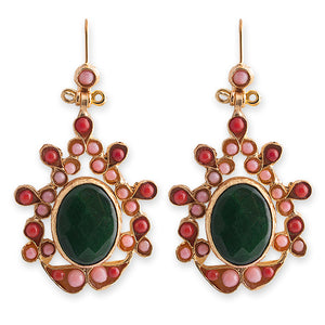 LOLA EARRINGS- BIANC BOHEME COLLECTION