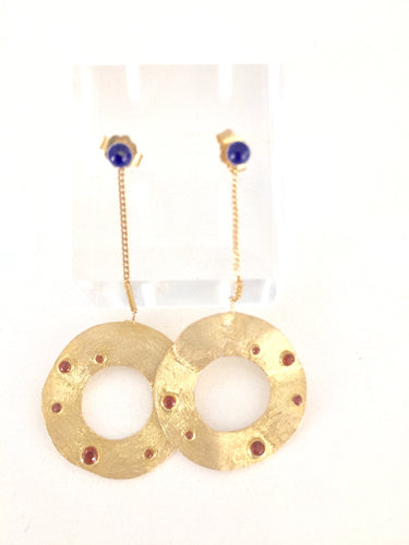 GRECIAN-2 WAY EARRINGS