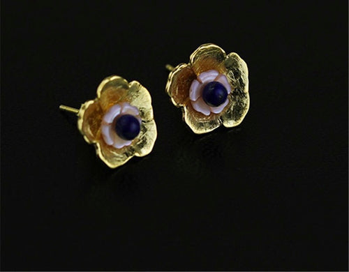 ANTHIA- STERLING SILVER/GOLD PLATED BLOOM