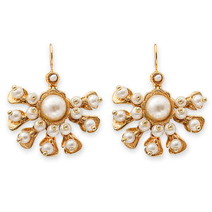 MARNIE EARRINGS- BIANC BOHEMIAN COLLECTION