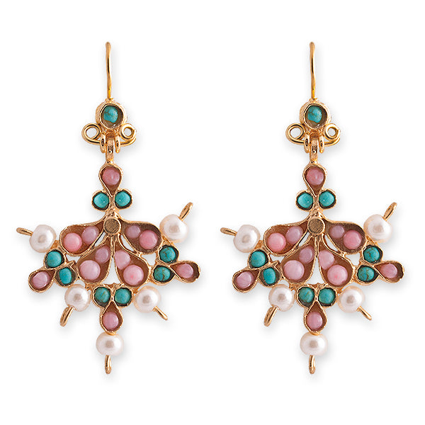 EMILY EARRINGS- BIANC BOHEME COLLECTION