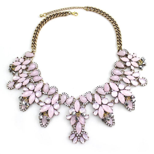 VIOLETTA- PENDANT NECKLACE