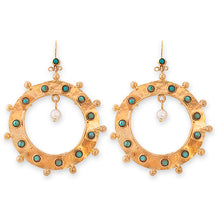 ELIZABETH EARRINGS- BIANC BOHEME COLLECTION