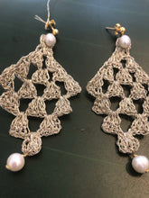 AETA- GOLD THREAD EARRINGS