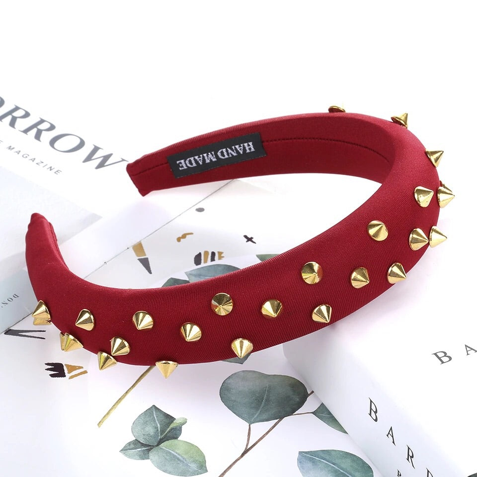 SPIKE WITH ME - SPIKE HEADBAND
