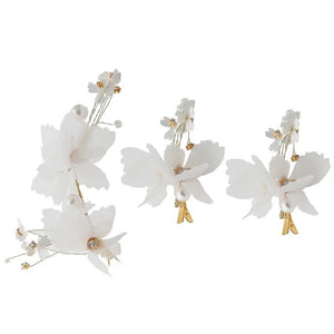 PEDALOUDA- BUTTERFLY HAIR CLIPS