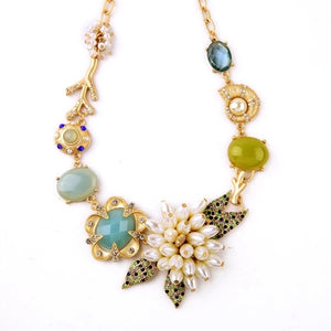 TREASURES OF THE SEA NECKLACE