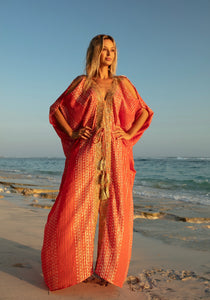 MISS JUNE PARIS - ISHANA KAFTAN - P114- 2 COLOURS