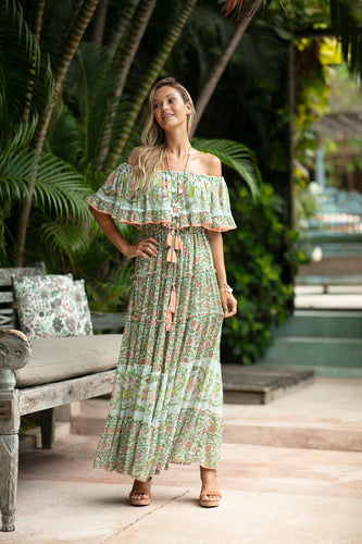 MISS JUNE PARIS BAMBI MAXI DRESS - P33