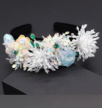 CONFETTI- BEADED FLOWER HEADBANDS