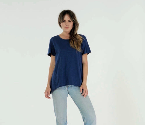 CLE ORGANICS- OLIVIA T-SHIRT- 7 colours