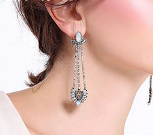 DECOLTA- ART DECO INSPIRED EARRINGS