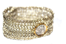 DIONYSUS METALLIC THREAD BRACELET