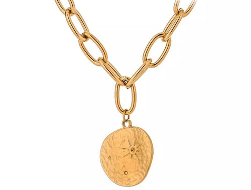 NORTHSTAR GOLD NECKLACE