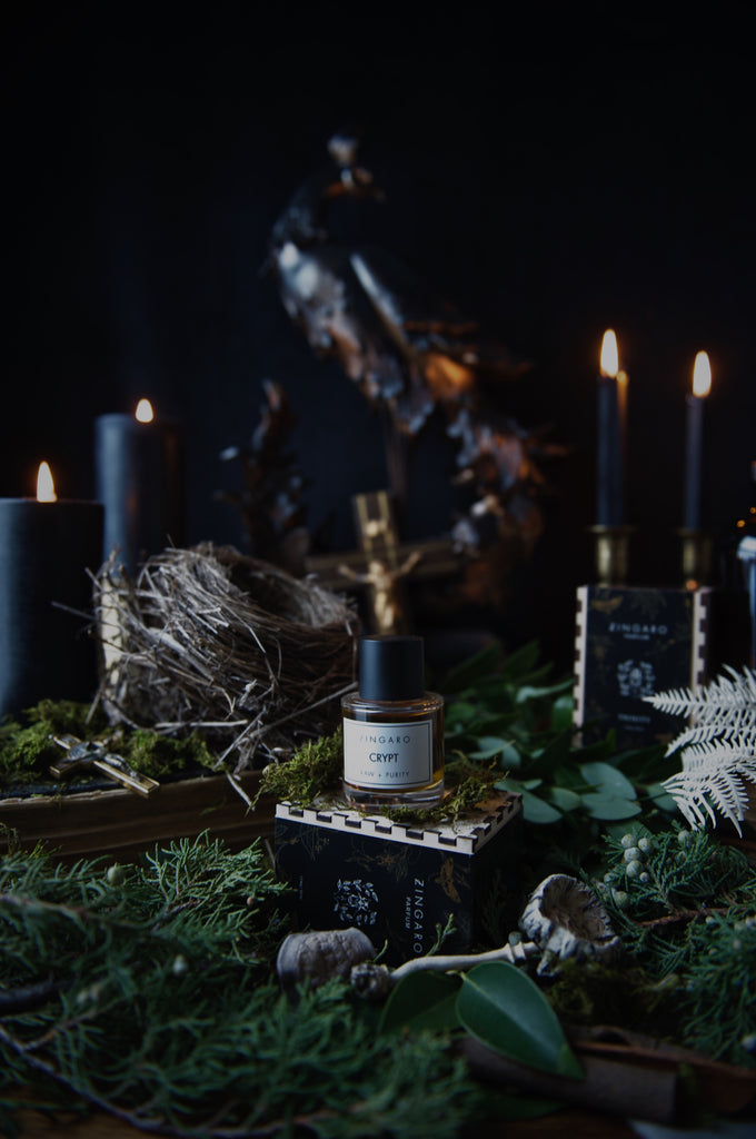 Crypt Dark Collection Parfum