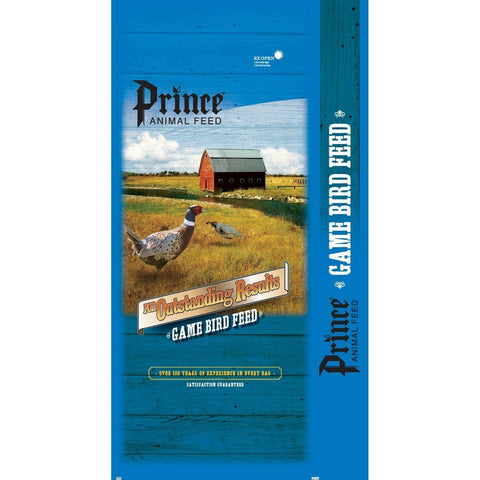 50# Game Bird Grower 24% Mini Pellet