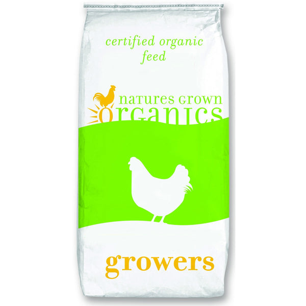 40# Organic 16% Poultry Layer
