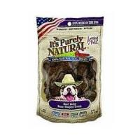 Beef Jerky Bone Shaped 4 oz