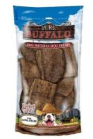 Buffale Treat Lung Steaks 8 oz