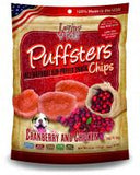 Puffsters Cranberry and Chicken 4 oz