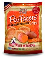 Puffsters Sweet Potato and Chicken 4 oz