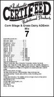 Corn Silage & Grass Dairy ADEmin Mix