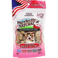 Pure Dried Beef Lung Cat Treats