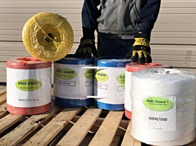 Baling Twine Baleguard 7200' 170 knot single ball