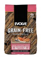 Evolve Grain Free Dog Food Salmon/sweet Potato 12lb bag