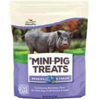 Manna Pro Mini Pig Treats Berry & Cream
