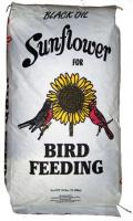 Black Oil Sunflower 50 lb