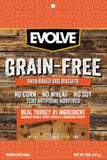 Grain Free Biscuit Turkey 12 oz