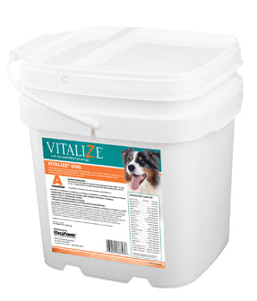 VITALIZE® DOG-40 LB.Bucket