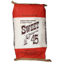 Dried Molasses (Sweet 45) 55 Lb Bag