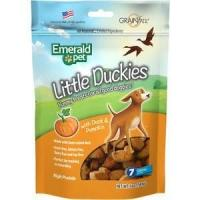 Little Duckies Pumpkin Treats 5 oz