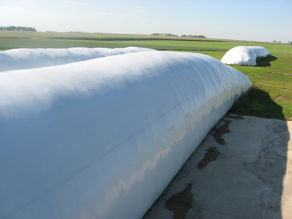 Silage Bags 8 Feet by 100 Feet Long 7.5 Mil (more Sizes Available)