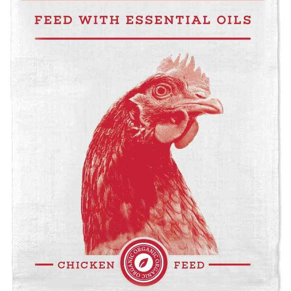 New Heritage Feed Co 17% Organic Layer Chickens With Essential Oil