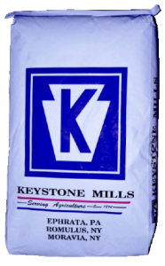 Key Dairy Feed 16% RB 50 Lb Bags (Textured) Lactation Dairy Cattle