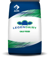 LegenDairy™ 30% Calf Concentrate | Sold in 1 Ton Pellet units