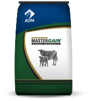 ADM Beef Concentrate 40/20 | 50 Lb Pellet Bag