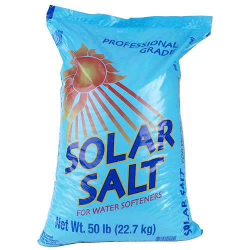 Solar Salt 50 Lb Bags (Full Pallet is 49 Bags)