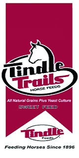 Tindle Trails 12% Horse Feed Pellet  (An ADM Brand)