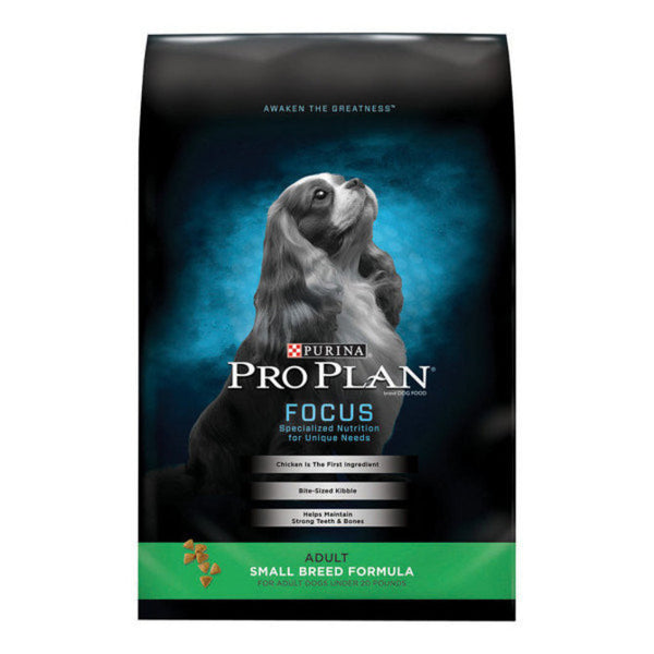 Purina Pro Plan Small Breed Dog Food
