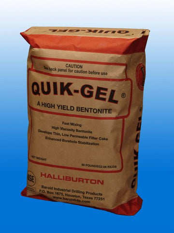 Sodium Bentonite 50 lb Bag (Pellet & Toxin Binder) Powder
