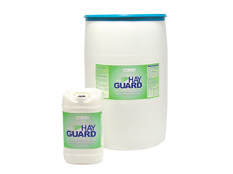 Hay Guard Hay Preservative Liquid 550 Lb Drum