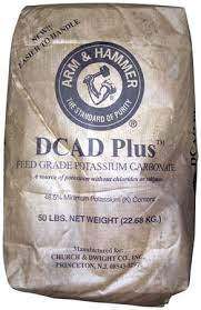 Potassium Carbonate 50 Lb Bags (DCAD Plus)