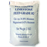 Limestone Ground Feed Grade (Cal-Carb 38%) 50 Lb bags