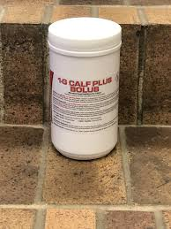 1-G CALF PLUS PROBIOTIC Bolus 50 CT