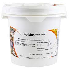Bio-Mos Milk Pak (4 Buckets of 10 Lbs Each)